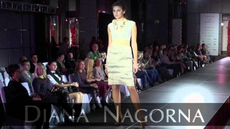 """Diana Nagorna: """"GLEAM of the MOON"""" Amazing talant!"""