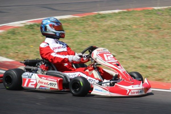Five New Rotax Karting Champions