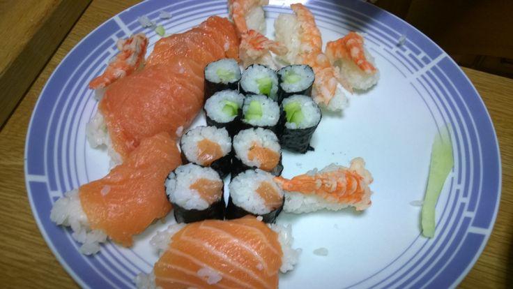 sashimi, Hosomaki