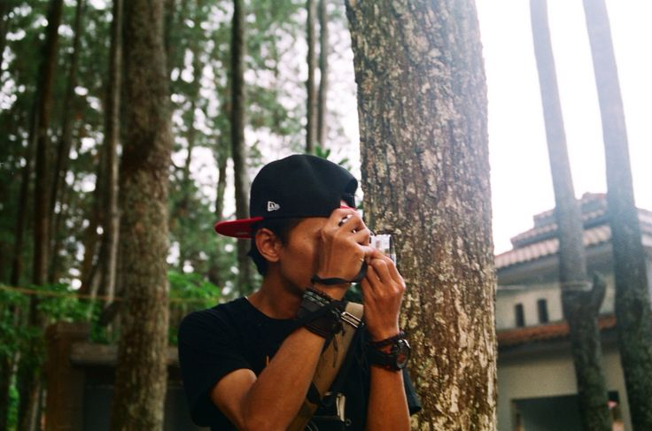 while holding the yashica electro 35 gsn shoot by my sister on kodak colorplus 200
