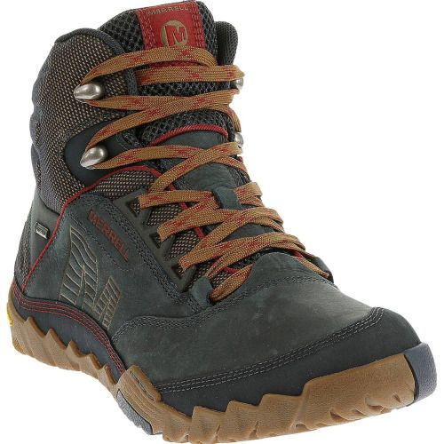 Best Merrell for Mens Annex Mid Gore-Tex Hiking Boots sales for Cyber Monday 2015                                                                                                                                                                                 More