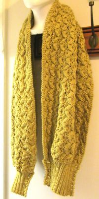 Knit patterns, Shawl and Cuffs on Pinterest