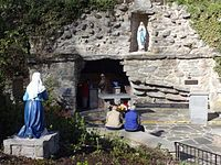 Mount St. Mary's University - Wikipedia