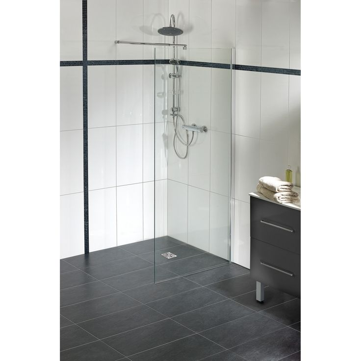 paroi de douche fixe parma parois de douche bricorama ammenagement salle de bain. Black Bedroom Furniture Sets. Home Design Ideas