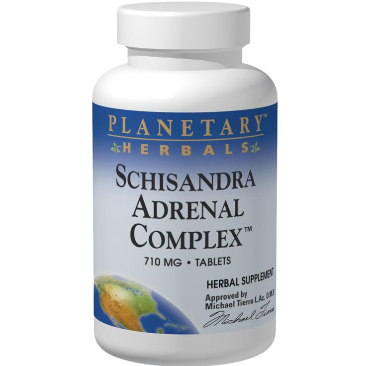 Planetary Herbals, Schisandra Adrenal Complex, 710 mg, 120 Tablets FOR MY ADRENAL FAILURE . WORKS A WEE BIT I RECOMMEND