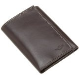 Dockers Men's Extra Capacity Trifold Wallet,Brown,One Size (Apparel)By Dockers