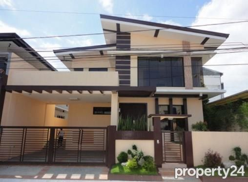 4 Bedroom House And Lot For Sale In Bf Homes For