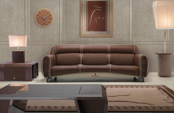 The new, magnificent Tonino Lamborghini furniture collection