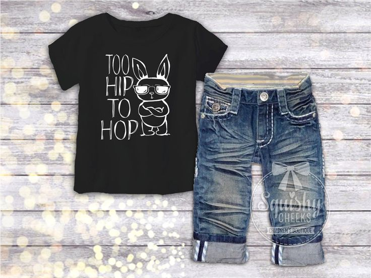Too Hip to Hop, Boy Easter Shirt, Baby Boy Easter Shirt, Boy Easter Outfit, ANY SIZE Bodysuit or Shirt, Easter Bodysuit, Trendy Easter Shirt by BabySquishyCheeks on Etsy https://www.etsy.com/listing/508766223/too-hip-to-hop-boy-easter-shirt-baby-boy