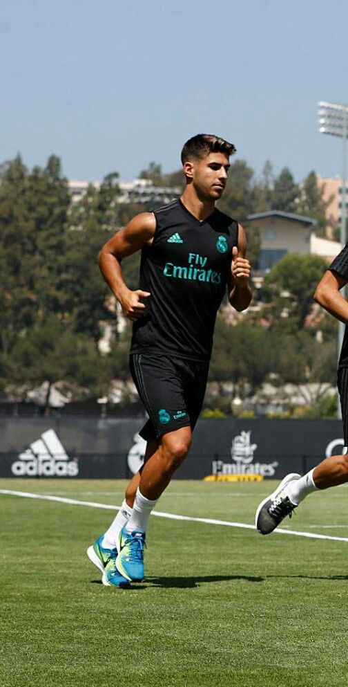 MARCO ASENSIO in training