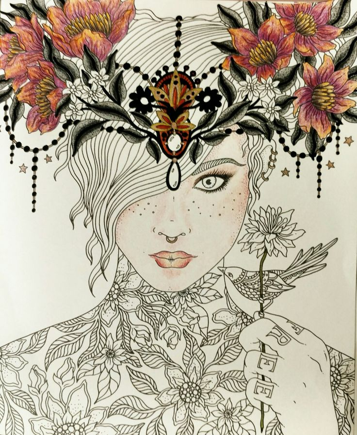 110 best Summer Nights Coloring book images on Pinterest | Coloring ...