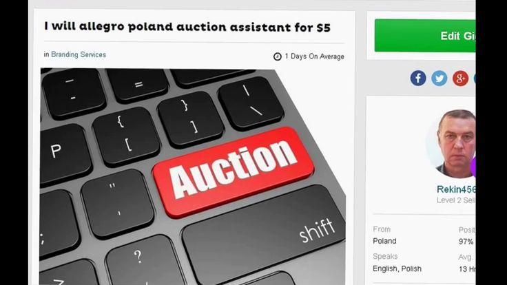 allegro poland auction assistant