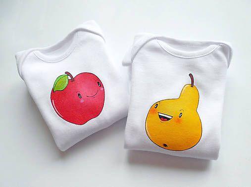 Da_Linka / Body jabĺčko a hruštička