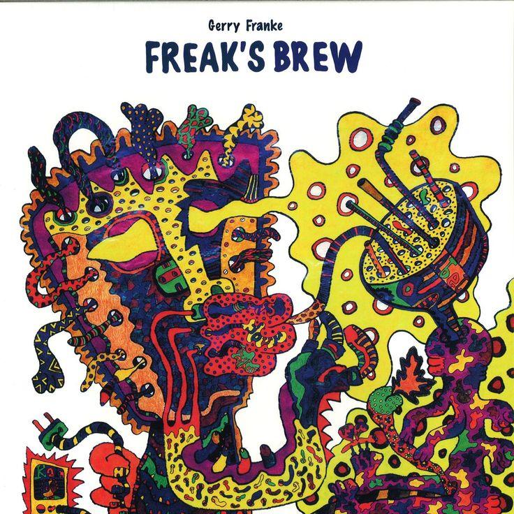 Gerry Franke — Freak's Brew