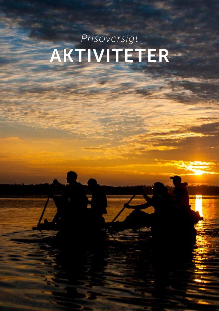 Teambuilding aktiviteter i Jylland Hos Houens Odde