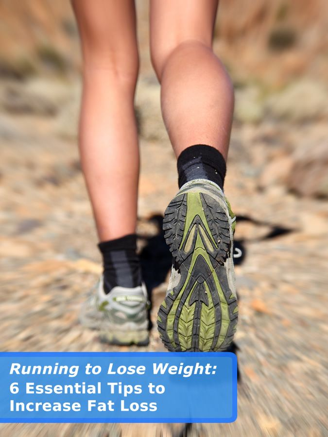 horrues jogging to lose weight