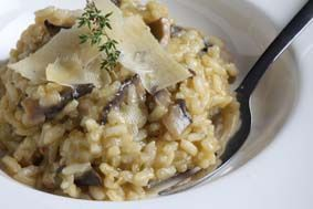 Mushroom risotto  | Thermomix | Everyday Cookbook