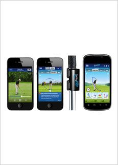 The award winning SwingTIP ® is the industry's most complete, effective and easy-to-use mobile golf swing analysis and training system on the market. Available at all Glomail Direct Stores.