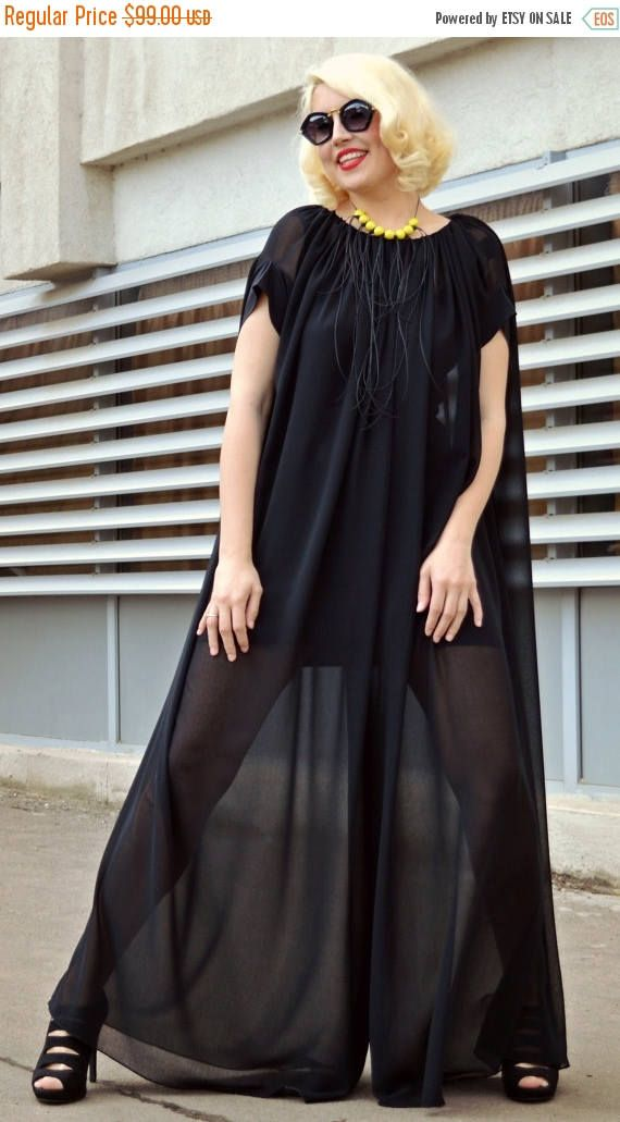 Just launched! SALE 25% OFF Extravagant Black Jumpsuit, Loose Jumpsuit with Underneath Little Black Dress, Fabulous Summer Jumpsuit TJ20 by Teyxo https://www.etsy.com/listing/276346032/sale-25-off-extravagant-black-jumpsuit?utm_campaign=crowdfire&utm_content=crowdfire&utm_medium=social&utm_source=pinterest