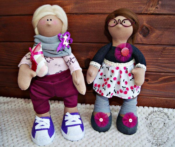 Szmatka i kordonek : Amelia i Leosia http://szmatkaikordonek.blogspot.com/  szukasz niebanalnego prezentu napisz