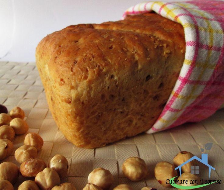 pane di nocciole