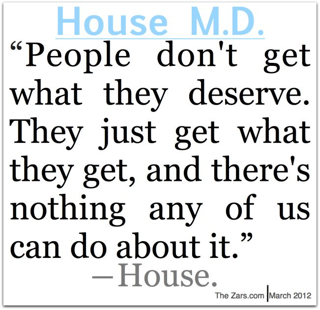 House Quotes on People