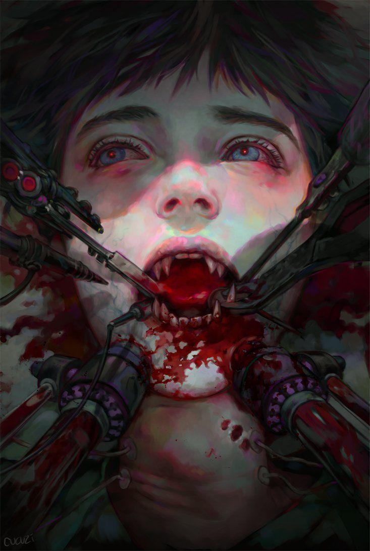 vampire boy by cucuzi on deviantART