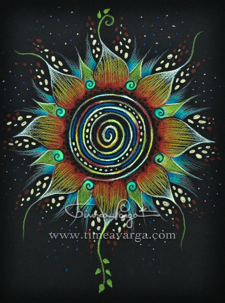 Mandala art | Timea Varga