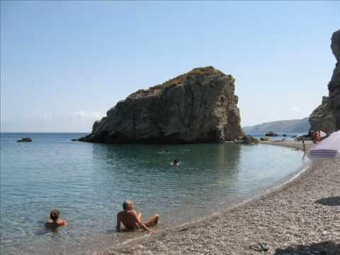 ▶ Kythira - The Island Of Aphrodite TRADITIONAL ISLAND SONG ABOUT TSIRIGO(KYTHERA ISLAND) AND A BEAUTIFUL GIRL THAT TOOK HIS HEART...SINGER: YIANNIS PARIOS