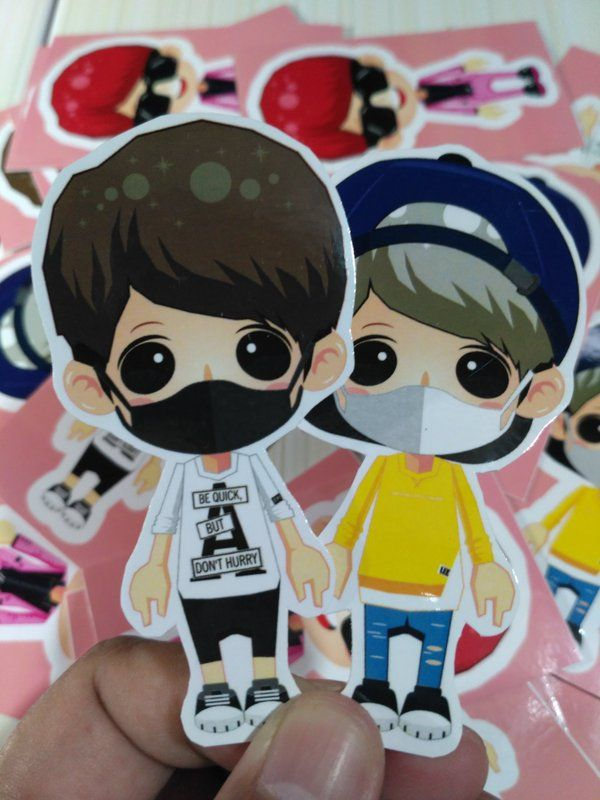 Sticker Yeol