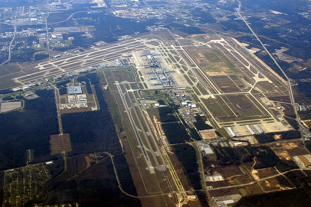 George Bush Intercontinental Airport - Houston, Texas