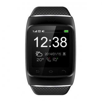 Smartwatch Manta MA424 jest nie tylko eleganckim zegarkiem, ale przede wszystkim urządzeniem multimedialnym dzięki wbudowanemu modułowi Bluetooth. Zegarek sprawnie komunikuje się z telefonem lub tabletem. Dzięki temu, można odbierać i wykonywać połączenia telefoniczne, a także otrzymywać powiadomienia o przychodzących wiadomościach. Synchronizuje książkę telefoniczną i wiadomości ze smartfonem.