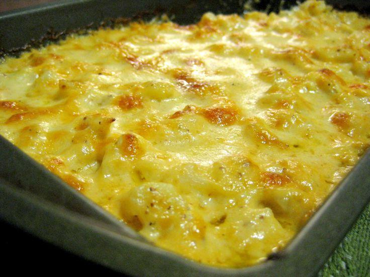"""A+ Cauliflower """"Mac"""" 'n Cheese (S)"""