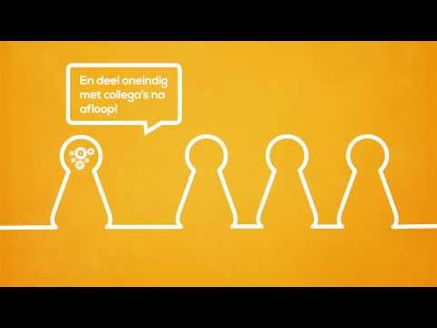 ▶ Animatie voor het VNSG Congres 2014 - Verhoog uw kenniswaarde! - YouTube