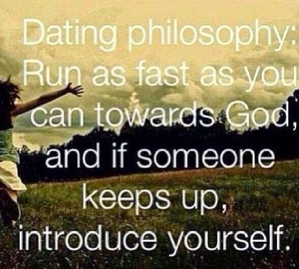 Advice for a non christian dating a christian