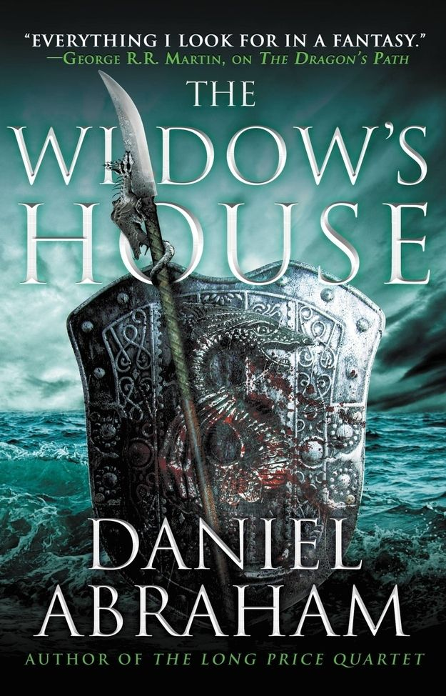 The Widow's House by Daniel Abraham | 13 Reasons Why 2014 May Be The Best Year For Fantasy In The 21st Century