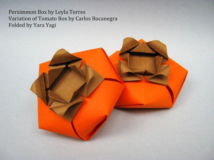 Leyla , Carlos Y Yara en estos Persimmons boxes