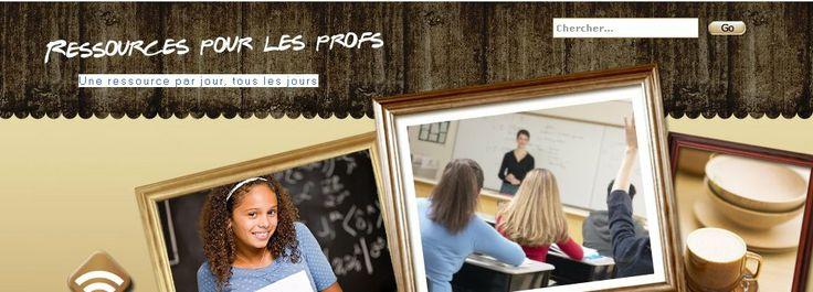 Le blog ressources-profs.info regroupe une multitude de ressources et d'informations intéressantes pour les enseignants. Ce blog contient également une partie axée sur les actualités pédagogiques et les nouveautés dans le monde de l'éducation. Cette dernière partie est très importante car le domaine de l'éducation est en perpétuelle évolution et les enseignants se doivent d'être au courant des dernières innovations.