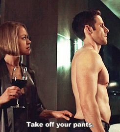 28. Rachel and Paul, Orphan Black - 29 Hottest TV Sex Scenes Of 2014, Ranked From Worst To Best