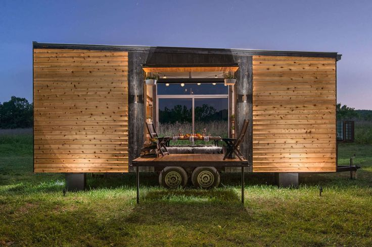 This may be the most luxurious tiny house we've seen yet