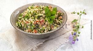 Ταμπουλέ με ελληνική γεύση