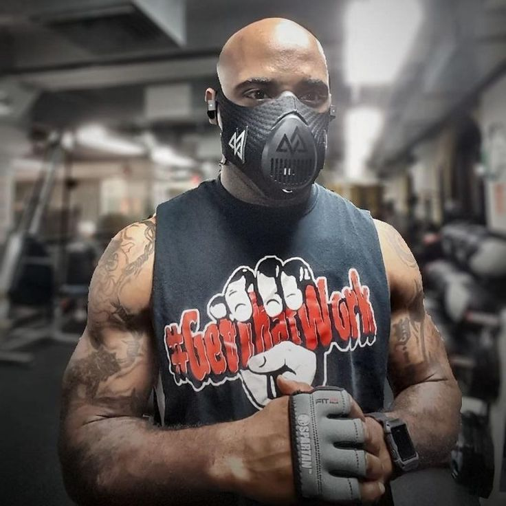 Training Mask 3.0 | Unique Gifts for Sports(Gym)