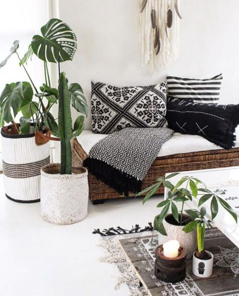 Get The Tribal Style Look 38 Ethnic Bohemian Design Ideas