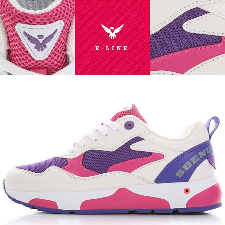 (SBENU) E-LINE CANDY CLAVY E(CL)-005ST Mens Womens Sneakers Running Shoes AOA IU #SBENUhellobincom #RunningFashionSneakersShoes