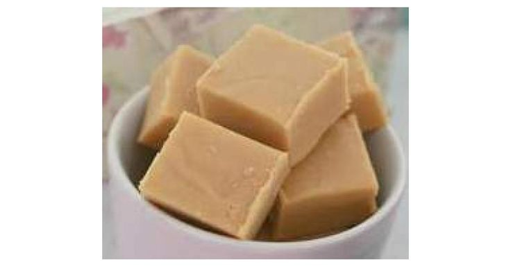 Salt Flakes Caramel Fudge