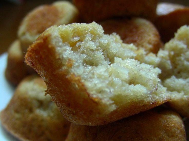 Mini Banana Muffins 3   Recipes   Pinterest