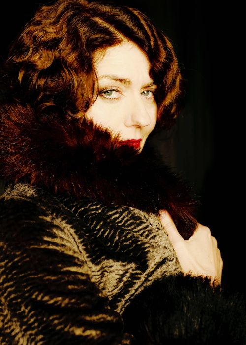 Anna Chancellor as Lady Anstruther +
