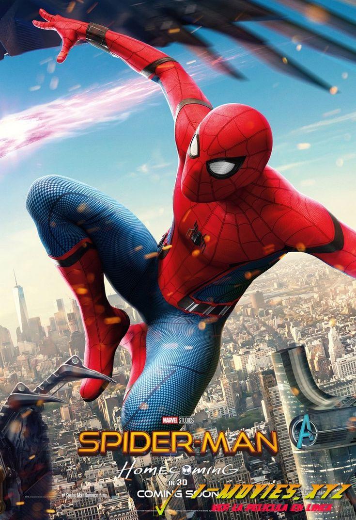 Ver Spider Man Lejos De Casa Pelicula Completa En Espanol Latino Sin Registrarse Spiderman Spiderman Homecoming Spider Man Homecoming 2017