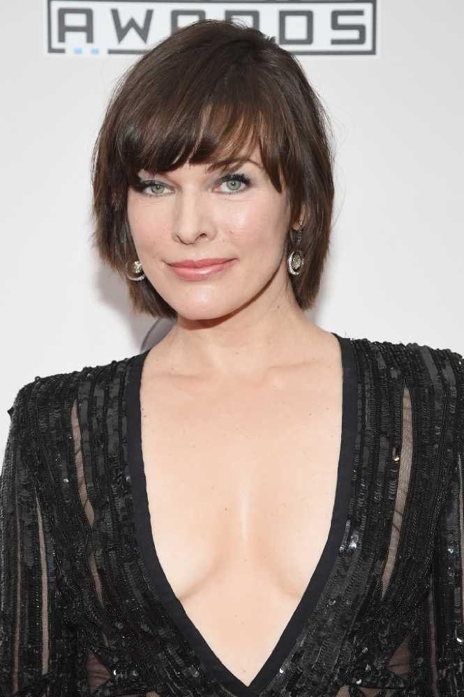 Milla Jovovich Hot Images, Stills, Photos
