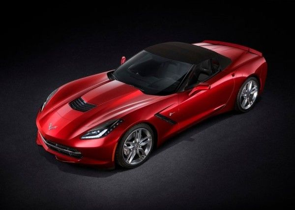 2014 Chevrolet Corvette C7 Stingray Convertible Red Images 600x427 2014 Chevrolet Corvette C7 Stingray Full Review With Images